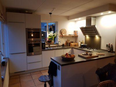TWA Keukens renovatie
